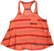 Vintage Havana - Big Girls39 Stripe Knit Tank Top