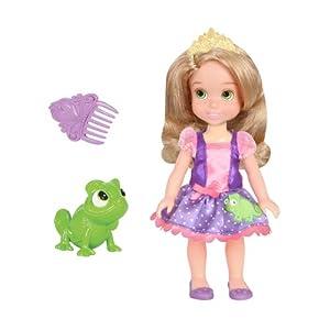 Disney princess petite doll rapunzel and pascal toys games - Petite princesse disney ...