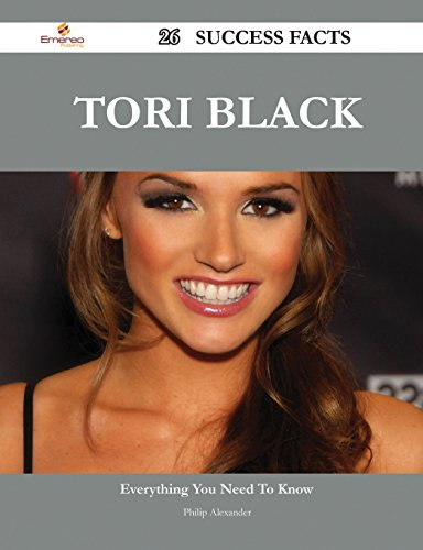 Tori Black 26 Success Facts - Everything You Need to Know about Tori Black