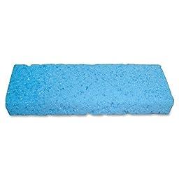 Miller\'S Creek 619317 Mop Sponge Refill, w/ Scrubber Strip, Blue
