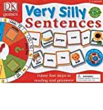 DK Publishing VERY SILLY SENTENCES (DK TOYS & GAMES) BY (Author)DK Publishing[Hardcover]Aug-2008