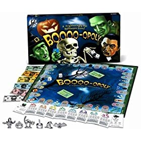 Boo-Opoly board game!