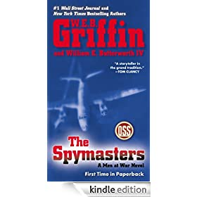 The Spymasters (Men at War)