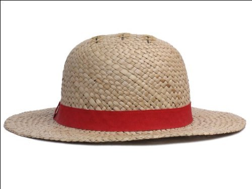 one-piece-luffy-straw-hat-attached-the-crack-by-buggy-japan-import