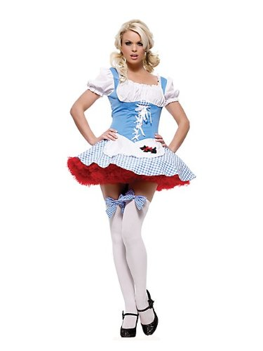 Dorothy Girl Adult Costume