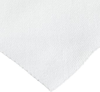 "Berkshire Twillx 1622 Cotton Woven Wiper, 18"" Length x 18"" Width (Pack of 75)"