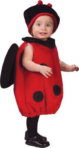 Infant Baby Bug Plush Costume-Infant size up to 24 months - 1