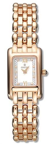 Concord Women's 311660 Veneto 18k Rose Gold Watch
