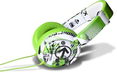 Idance Ibiza102 Ibiza Headphones - Green