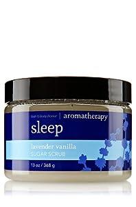 Bath & Body Works Aromatherapy Sleep Sugar Scrub 13 Oz. - Lavender Vanilla