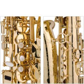 Jean Baptiste 690AL Eb Alto Step-Up/Intermediate Saxophone