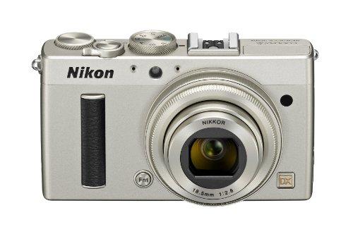 Nikon デジタルカメラ COOLPIX A DXフォーマットCMOSセンサー搭載 18.5mm f/2.8 NIKKORレンズ搭載 ASL シルバー