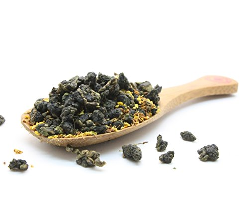 Gui Hua Osmanthus Taiwanese Oolong Loose Leaf Tea (8Oz / 220G)