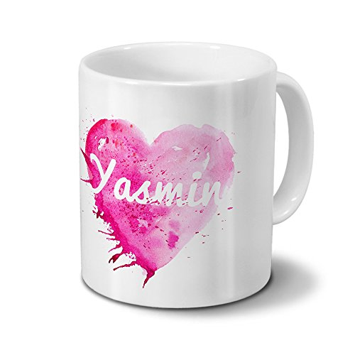 tasse-mit-namen-yasmin-motiv-painted-heart-namenstasse-kaffeebecher-mug-becher-kaffeetasse-farbe-wei