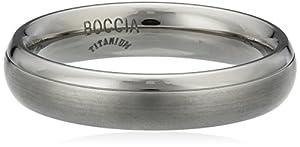 Boccia - 0130-0762 - Bague Femme - Titane - T 62