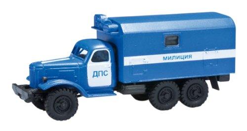 ヘルパ 1/87 ZIL 157 ボックストラック ウクライナ内務省