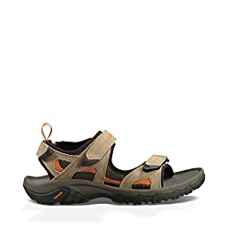 Teva Men\'s Katavi Outdoor Sandal,Walnut,10 M US