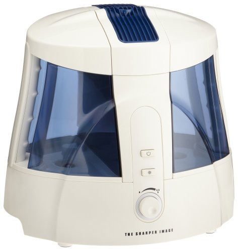 Cheap The Sharper Image EV-HD15 Cool Mist Ultrasonic 1.6-Gallon Humidifier with Clean Mist Technology (EV-HD15)