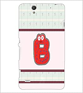 PrintDhaba GRANDbet B D-4326 Back Case Cover for SONY XPERIA C4 (Multi-Coloured)