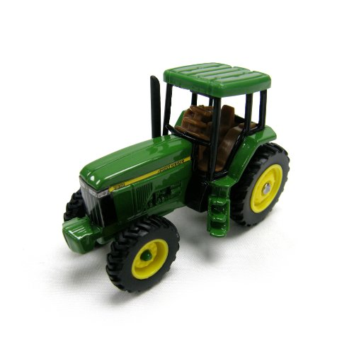 1:64 John Deere 7610 Tractor With Decal Sheet front-909549