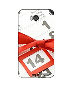 indiaspride SKIN STICKER FOR micromax canvas juice4q382