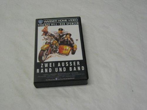 Zwei außer Rand und Band [VHS]