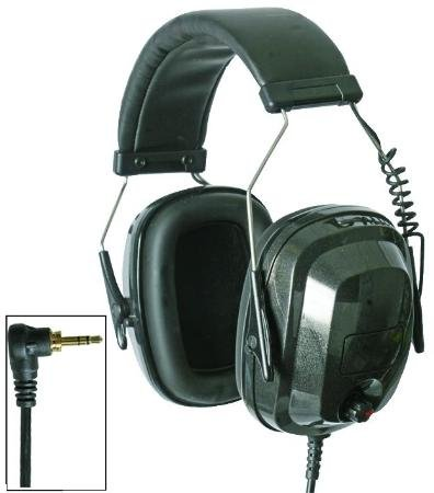 Full Size Drummer Headphones With Volume Control