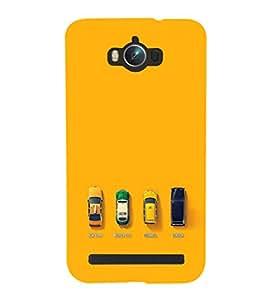 EPICCASE City Taxi Mobile Back Case Cover For Asus Zenfone Max (Designer Case)