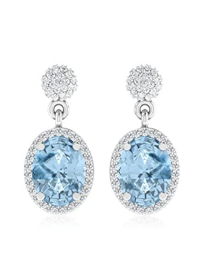 Diamant Vendome Pendientes Oro Blanco