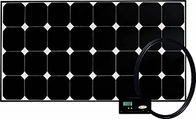 Go Power! GP-RV-95 95-Watt Solar Kit with 30 Amp Solar Controller
