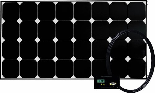 Go Power! GP-RV-95 95-Watt Solar Kit with 25 Amp Digital Regulator