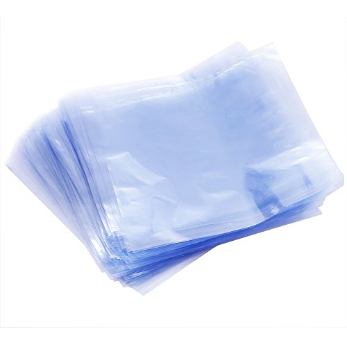 Caydo 300 Pcs 6 X 6 inch Shrink Wrap Bags for Soaps Bath Bombs and DIY Crafts (Package Shrink Wrap compare prices)
