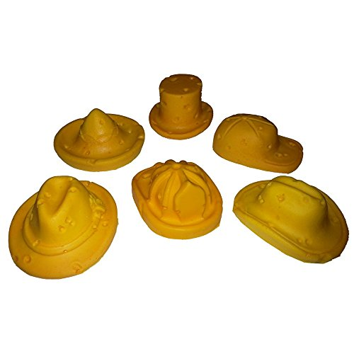 CHEESEHEADTM ASSORTED MAGNETS PACK OF 6 (Cheese Top Hat compare prices)