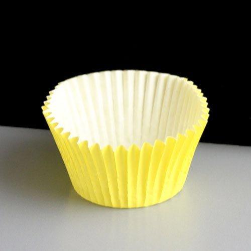 Amarillo Market magdalenas de alta calidad de envoltorios para cupcakes (36 unidades)