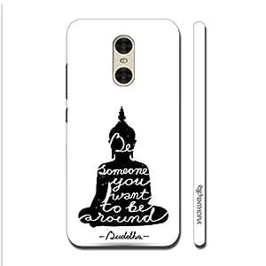 Enthopia Designer Hardshell Case Listen To Buddha Back Cover for Xiaomi Redmi Pro