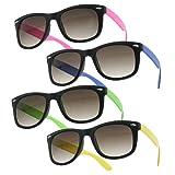 1980's Retro Quality Wayfarer Sunglasses