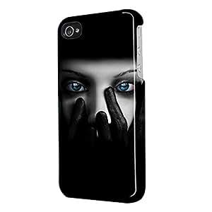 Instyler DIGITAL PRINTED 3D BACK COVER FOR I PHONE 4S