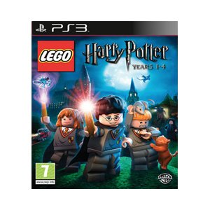 Lego Harry Potter: Episodes 1-4 (PS3) [Importación inglesa]