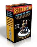 img - for Brixton Brothers Mysterious Case of Cases( The Case of the Case of Mistaken Identity; The Ghostwriter Secret; It Happened on a Train; Danger Goes Bers)[BOXED-BRIXTON BROTHERS MYST-4V][Boxed Set] book / textbook / text book