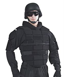 Damascus DCP2000 Upper Body and Shoulder Protector, Extended, X-Large by Damascus Protective Gear