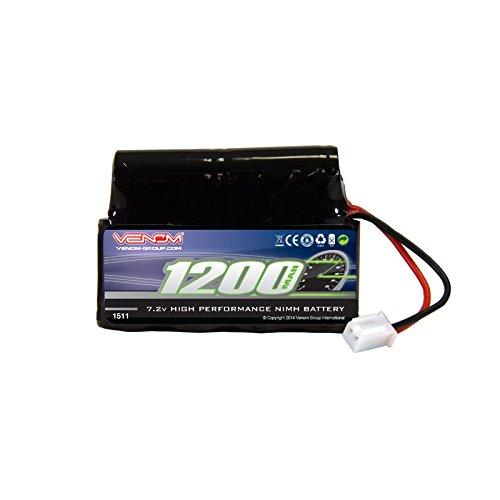 Venom 7.2v 1200mAh 6-Cell NiMH Battery with Micro Molex Plug (Rc Micro Plug compare prices)