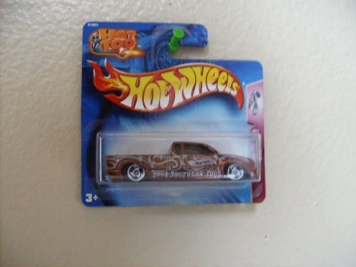 Hot Wheels Steel Flame 2004 Crank Itz Series on Hot 100 Short Card - 1
