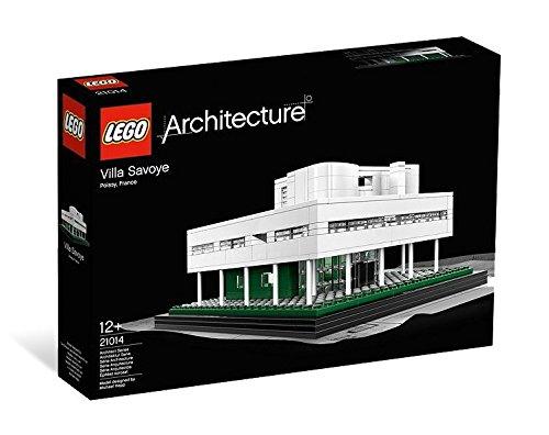 レゴ (LEGO) アーキテクチャー サヴォア邸 21014