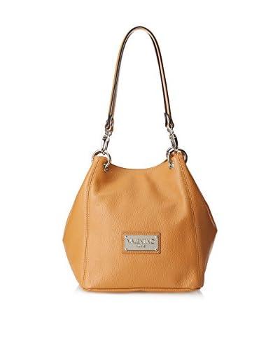 Valentino Bags by Mario Valentino Women's Lorenda Shoulder Bag, Whiskey