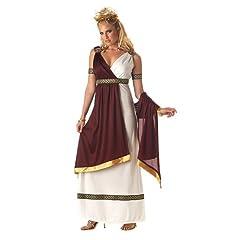 California Costumes Womens Roman Empress Costume