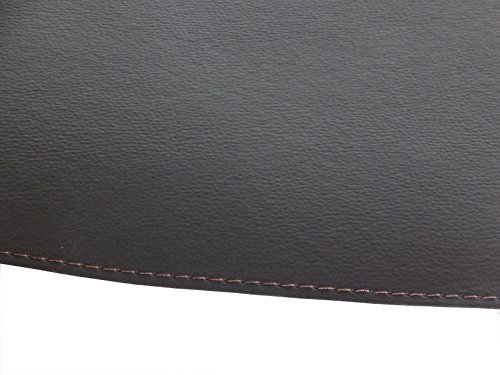 TAPETIN: tappeto in ecopelle ignifuga classe 1-IM, certificazione internazionale, colore Testa di Moro.