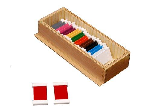 Kid Advance Co. Montessori Color Tablets #2