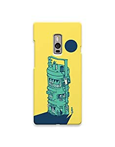 Kultureshop Tiffin Towers Phone Case One Plus One