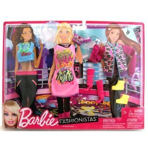 Barbie Fashionista Games Barbie Fashionista Clothes