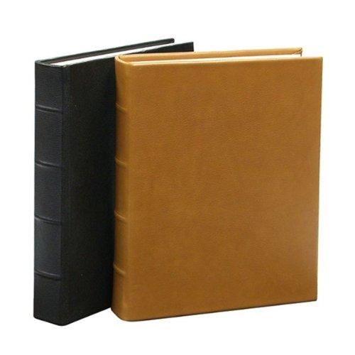 Graphic Image Traditional Leather Medium British Tan Bound Album BAM (9-1/8″ x 12-1/4″)